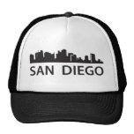 San Diego Skyline Trucker Hat