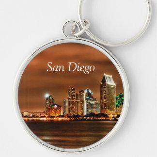 San Diego Souvenir Keychains