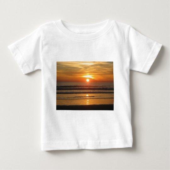 San Diego Sunset 2 Baby T-Shirt