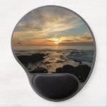 San Diego Sunset I California Seascape Gel Mouse Pad