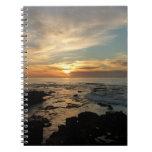 San Diego Sunset I California Seascape Notebook