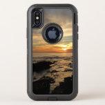 San Diego Sunset I California Seascape OtterBox Defender iPhone X Case