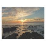 San Diego Sunset I California Seascape Tissue Paper