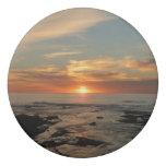 San Diego Sunset II California Seascape Eraser