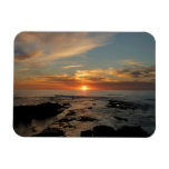 San Diego Sunset II California Seascape Magnet
