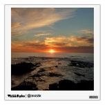 San Diego Sunset II California Seascape Wall Decal