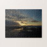 San Diego Sunset III Stunning California Landscape Jigsaw Puzzle