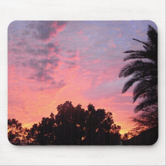 San Diego Sunset Mouse Pad