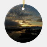 San Diego Sunset Ornament