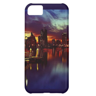 San Diego Sunset Skyline Cover For iPhone 5C