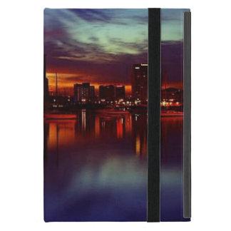 San Diego Sunset Skyline Covers For iPad Mini