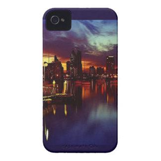 San Diego Sunset Skyline iPhone 4 Cover
