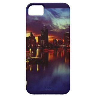 San Diego Sunset Skyline iPhone SE/5/5s Case