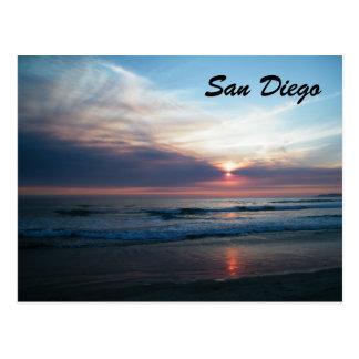 San Diego Tarjeta Postal