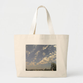 San Diego the day Michael  and Farrah let us Large Tote Bag