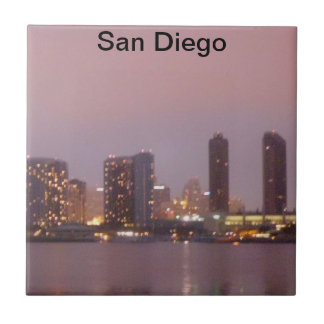 San Diego tile