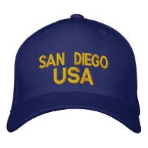 San Diego USA Cap
