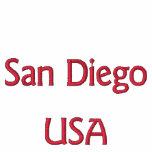 San Diego USA Hoodie