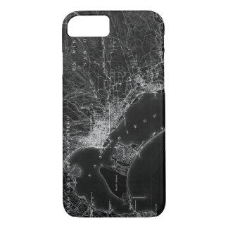 San Diego Vintage Map iPhone 8/7 Case