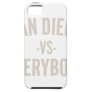 San Diego Vs Everybody iPhone SE/5/5s Case