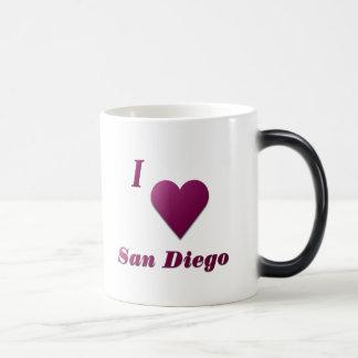 San Diego -- Wine Magic Mug