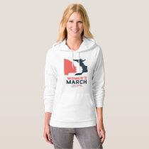 San Diego Women's March Fleece Pullover Hoodie