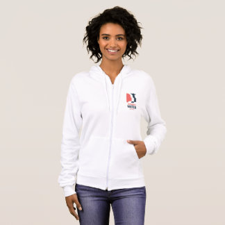 San Diego Women's March Fleece Zip Hoodie