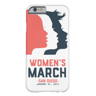 San Diego Women's March Phone Case
