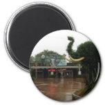 San Diego Zoo 2 Inch Round Magnet