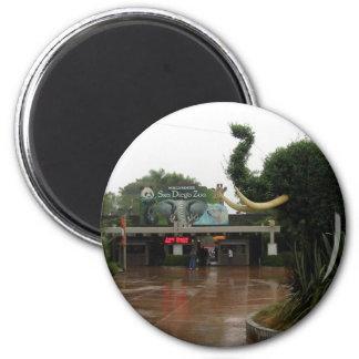 San Diego Zoo Magnet