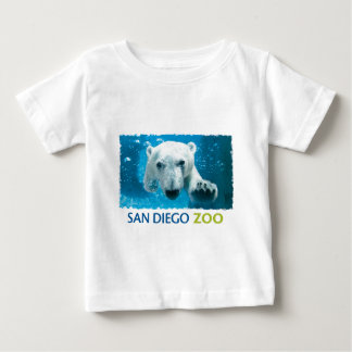 San Diego Zoo Polar Bear Baby T-Shirt