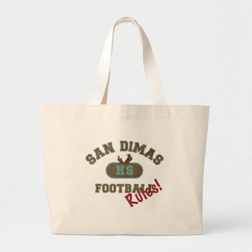 San Dimas High School Football Rules! Bag