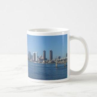 San Disgo Classic White Coffee Mug