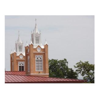 San Felipe de Neri, Albuquerque, NM Postcard
