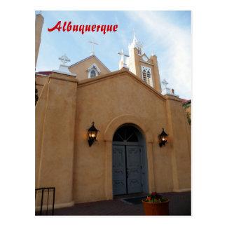 San Felipe de Neri church Postcard