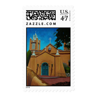 San Felipe de Neri Postage Stamp