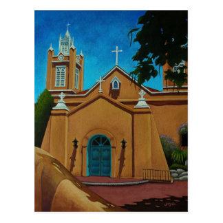 San Felipe de Neri Postcard