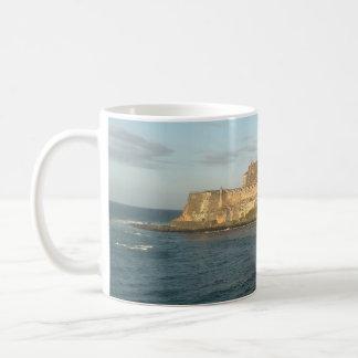 San Felipe del Morro Classic White Coffee Mug
