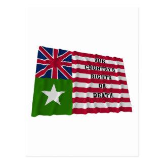 San Felipe Flag Postcard