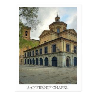 San Fermín Chapel Post Cards
