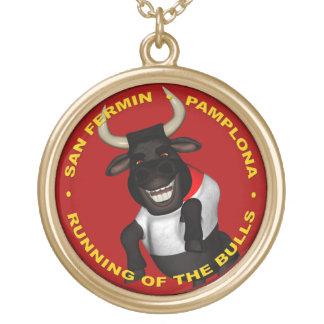 San Fermín - Pamplona Pendientes Personalizados
