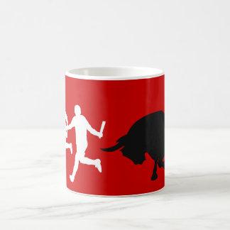 San Fermin, Pamplona: running with the bulls, Coffee Mug