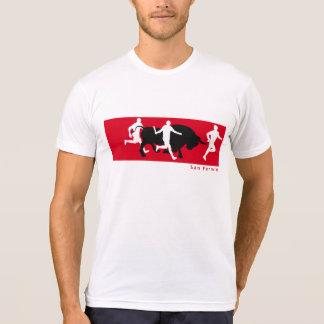 San Fermin, Pamplona: running with the bulls, Shirt