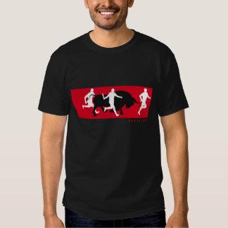 San Fermin, Pamplona: running with the bulls, T Shirt