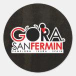 SAN FERMIN SPECIAL EDITION PEGATINAS REDONDAS