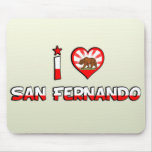 San Fernando, CA Mousepads
