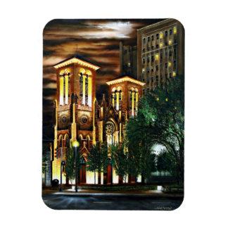 San Fernando Cathedral Rectangular Photo Magnet