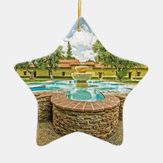 San Fernando Del Rey Mission Ornaments