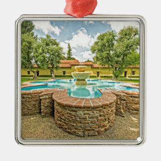 San Fernando Del Rey Mission Ornament