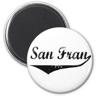 San Fran Fridge Magnets